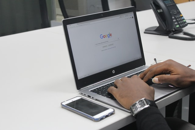 google entity stack process